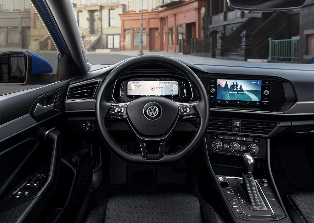 2019 Volkswagen Jetta Technology