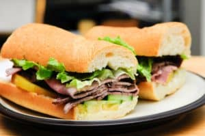 Roast Beef Sandwich near South Jordan UT
