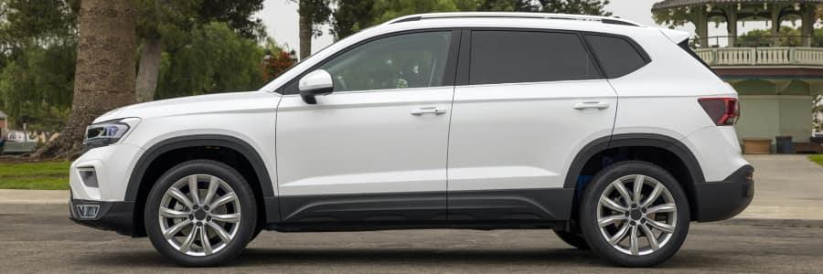 2022 Volkswagen Taos Utah