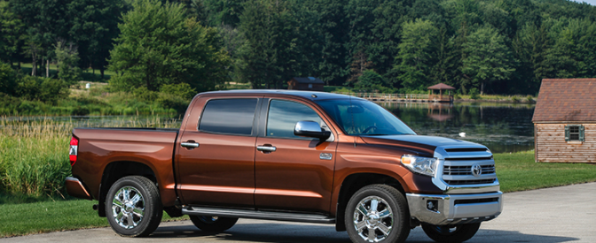 The All New Toyota Tundra Now At Warrenton Toyota