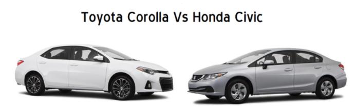 2014 Toyota Corolla vs 2014 Honda Civic