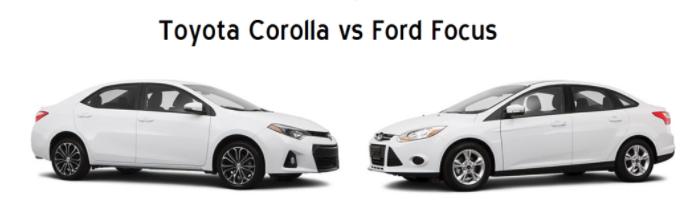 2014 Toyota Corolla vs 2014 Ford Focus
