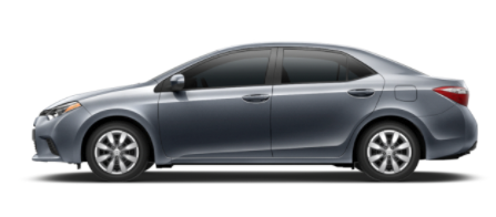 2014 Corolla LE vs 2014 Camry LE