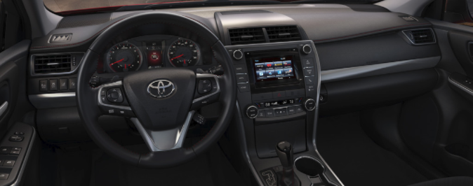 The 2015 Camry
