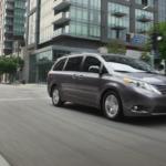 2015 Toyota Sienna vs. Honda Odyssey