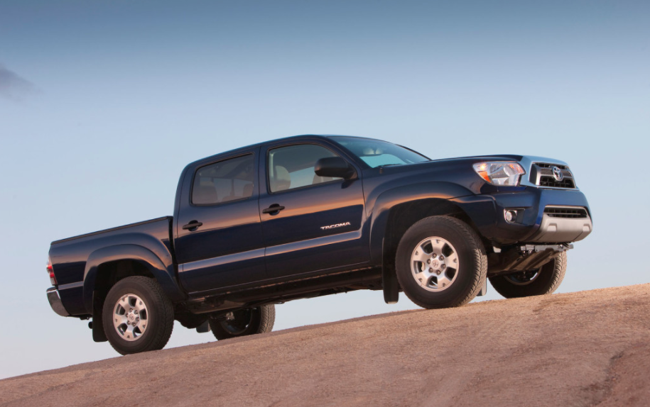Best Toyotas for Tailgating