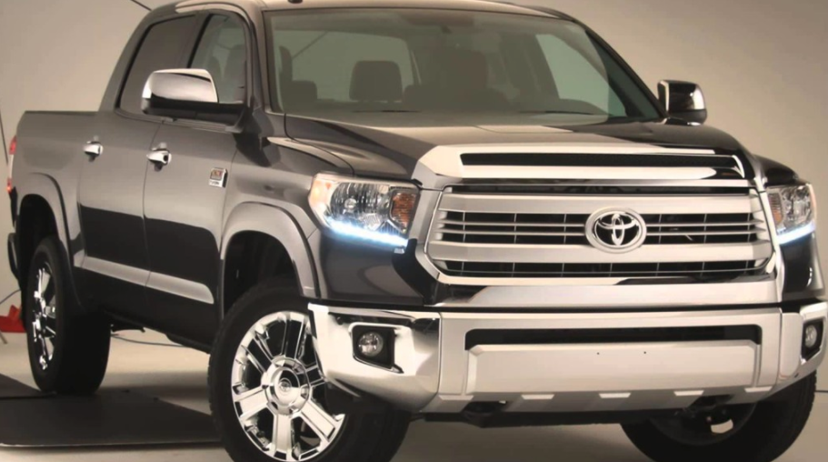 Toyota Tundra Engine