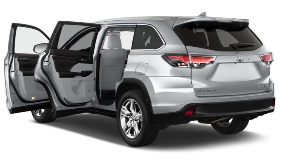 Toyota SUV Crossover