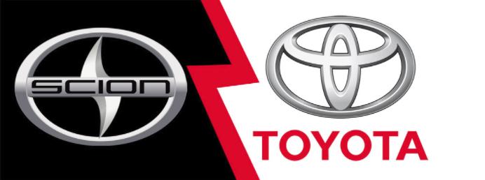 Scion Transition to Toyota