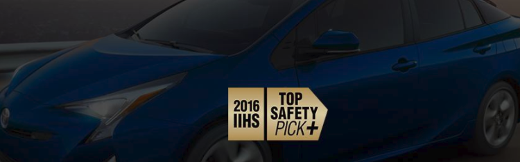 The Toyota Prius Earns a 5-Star Safety Rating