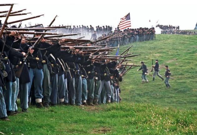 Northern Virginia history.