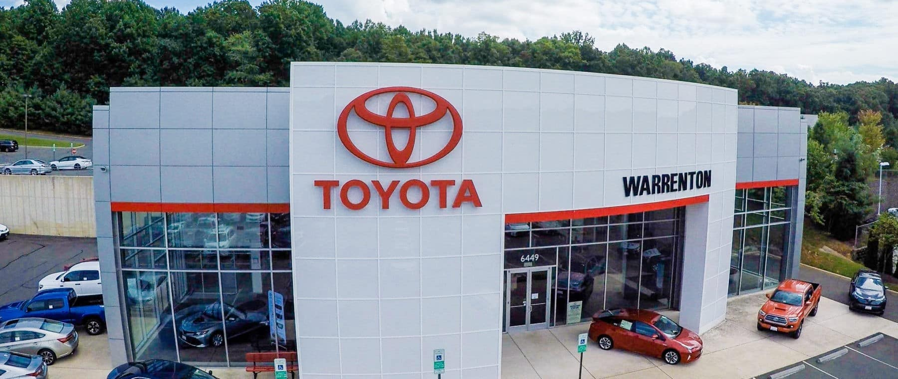Toyota Specials At Warrenton Toyota In Warrenton Virginia