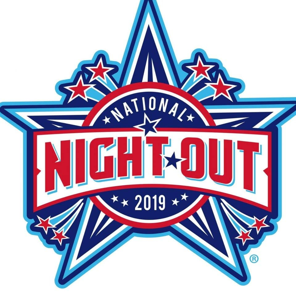 36th National Night Out celebration