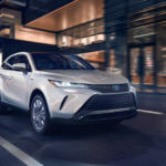 2021 Venza Limited shown in Blizzard Pearl