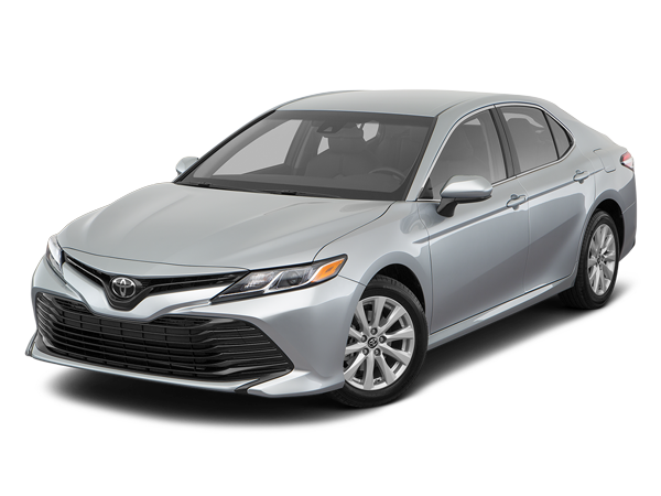 Silver 2020 Toyota Camry