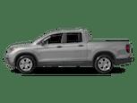 Gray Honda Ridgeline
