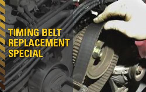 Timing Belt Replacement Specialu2013 $50 Off Timing Belt Replacement