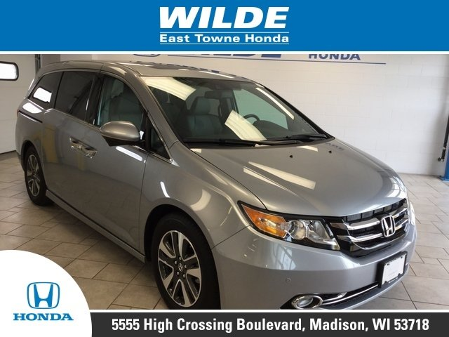 Certified 2016 Honda Odyssey Touring