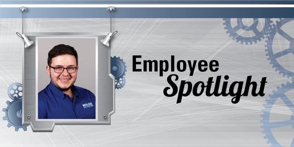Employee Spotlight – Andrii Matirko