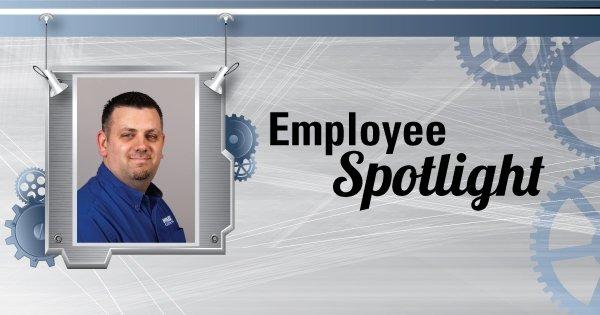 Employee Spotlight – Brent Totten