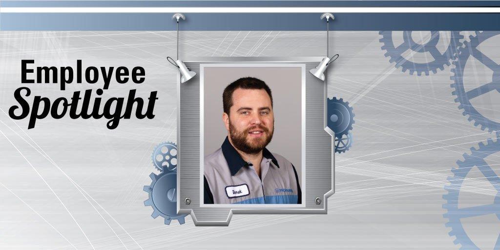 Employee Spotlight – Derek Schroeder