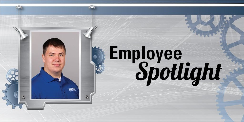 Employee Spotlight – Alex Kliuchka