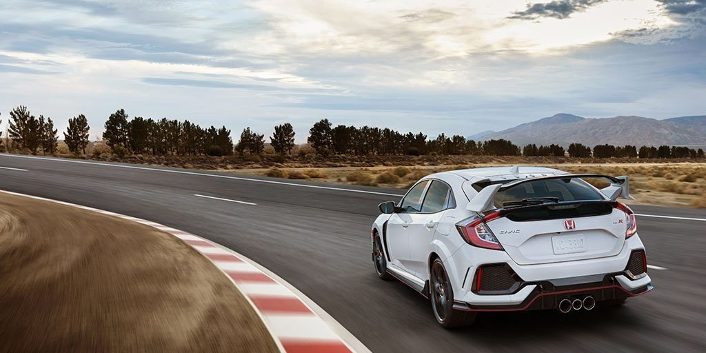The New 2017 Honda Civic Type R Makes Global Debut at New York International Auto Show!