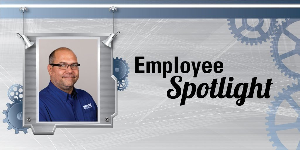 Employee Spotlight – Curtis Olson