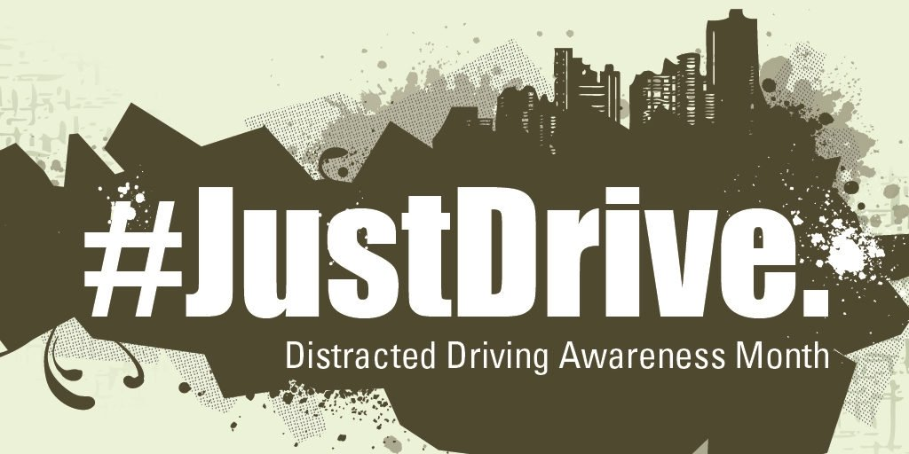 Distracted Driving Awareness Month Wilde East Towne Honda