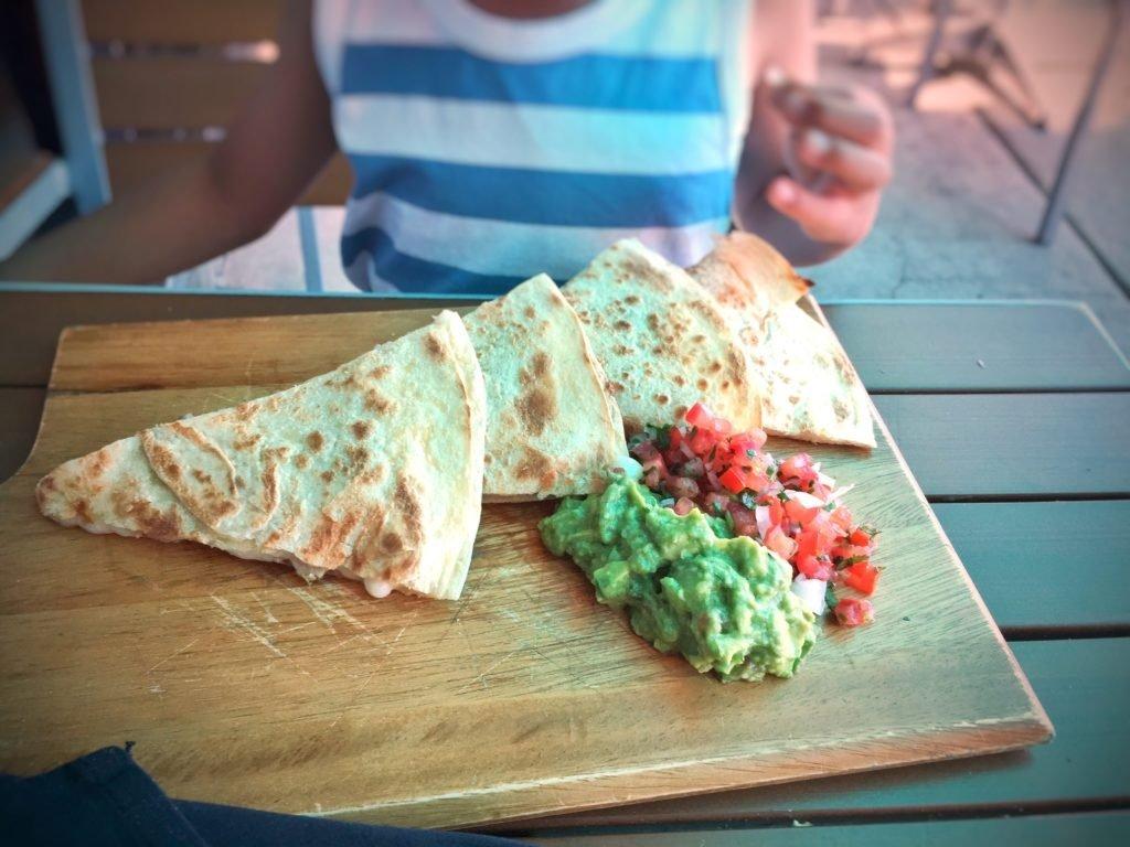 Pin it Recipe – Cheesy Avocado Quesadillas