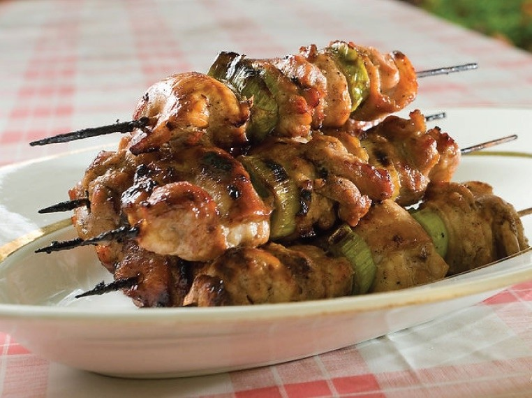 Pin It Recipe - Chicken Yakitori