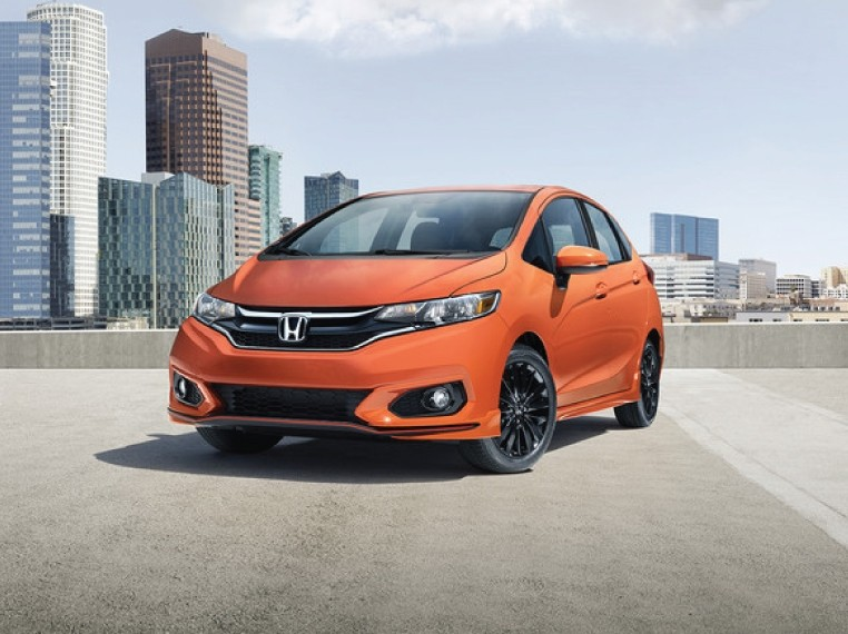 New 2018 Honda Fit: The Safest Subcompact Car