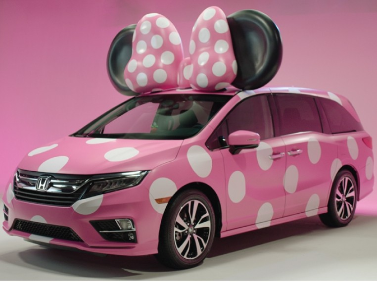 "Check it Out: The Honda ""Minnie Van"""