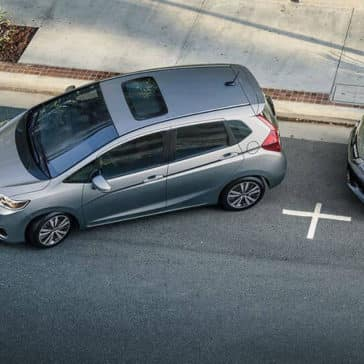 2018 Honda Fit Top