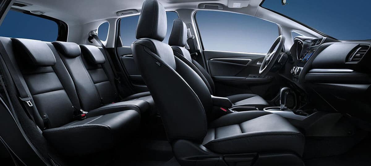 2018 Honda Fit Seats