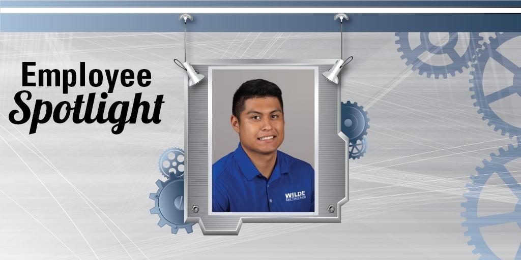 Employee Spotlight - Ivan Garcia