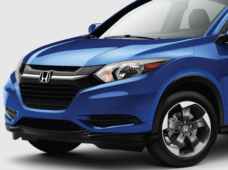 New 2018 Honda HR-V Arriving at Dealerships