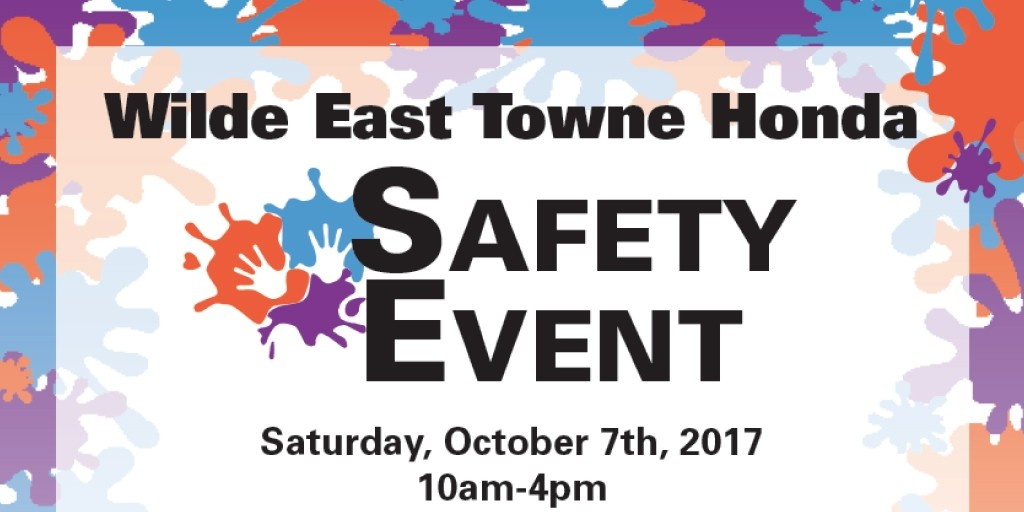 3rd Annual Safety Event at Wilde - Preview!