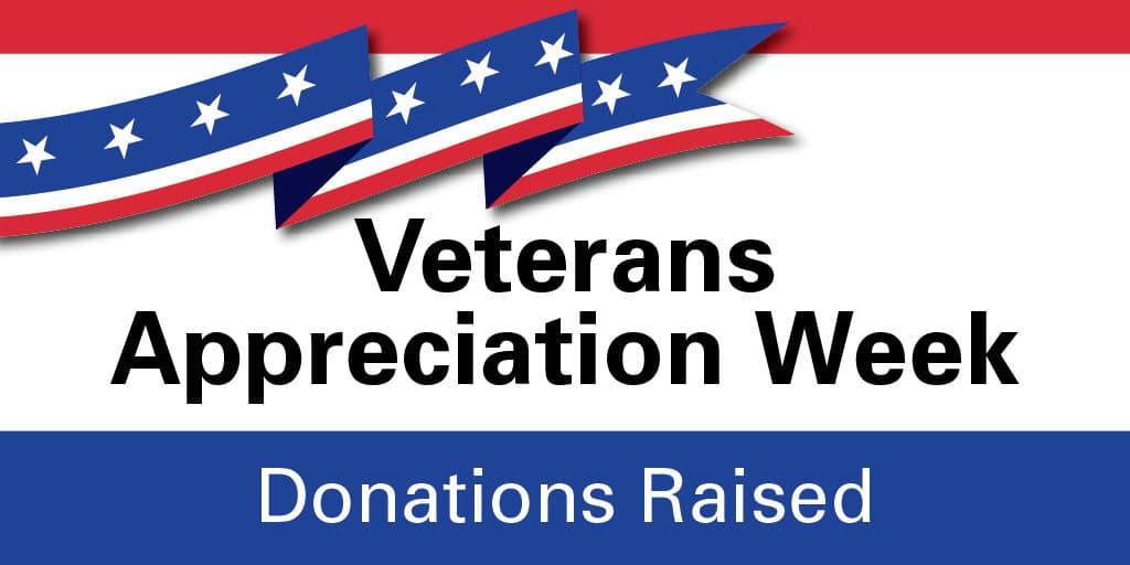 Veterans Appreciation Week