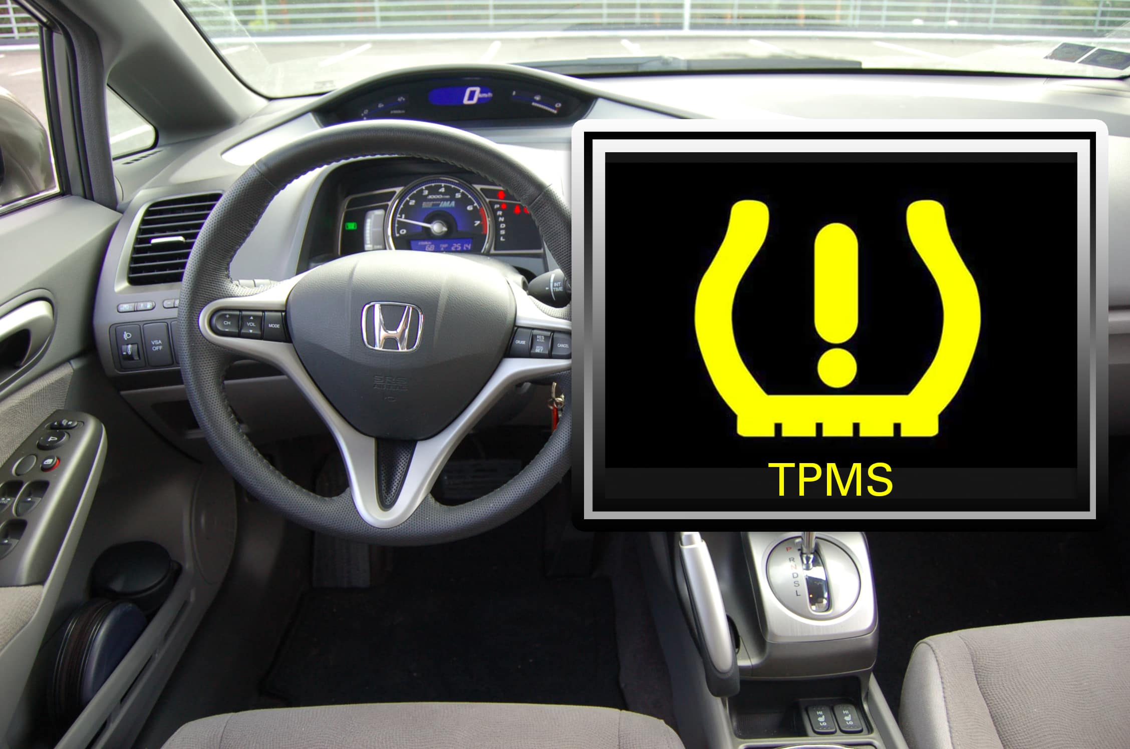 Tpms Light Honda Accord >> Is Your Tire Light On Wilde East Towne Honda