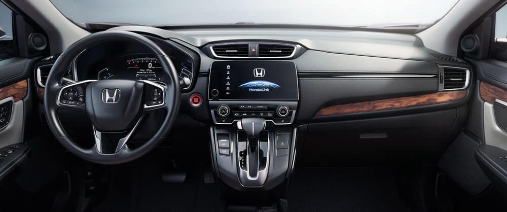 2018 Honda CR-V Dash