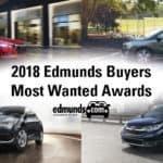 2018 Edmunds Buyers Most Wanted Awards Honda