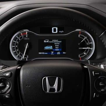 2018 Honda Pilot Steering Wheel