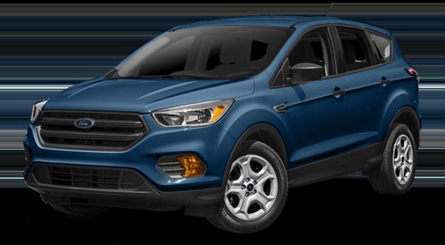 2018 Ford Escape Blue