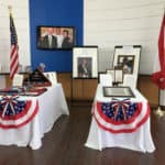 Remember Our Fallen Display
