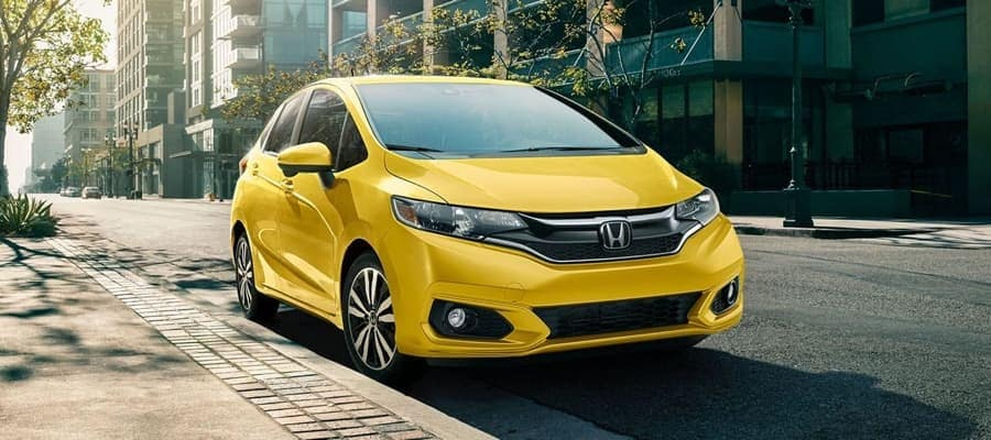 2019 Honda Fit front view