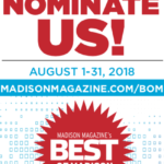 Vote for Wilde in Best of Madison 2019