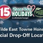 Share your Holidays Food Drive