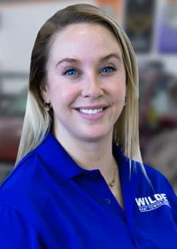 Ashley Hellenbrand