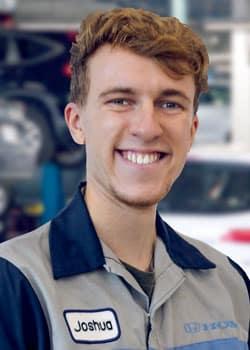 Joshua Wadas